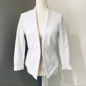 BANANA REPUBLIC | White Blazer
